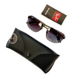 Ray Ban | Gunmetal Sunglasses